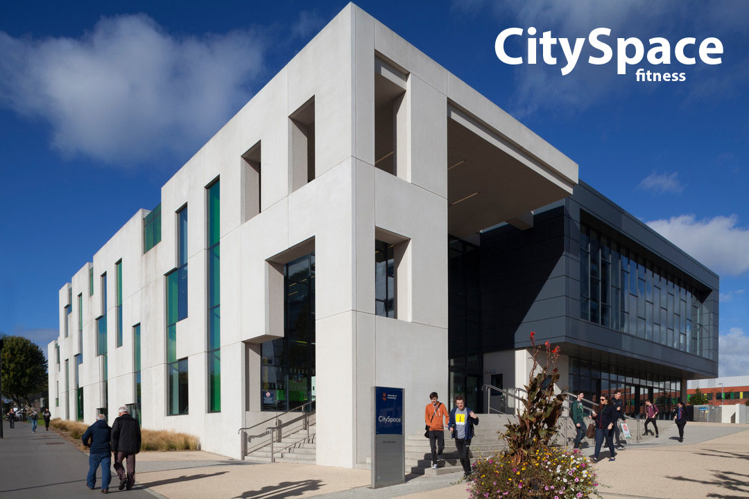 CitySpace with Logo