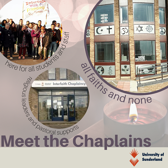 Meet The Chaplains