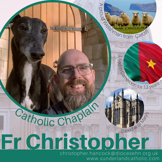 FR Christopher Profile