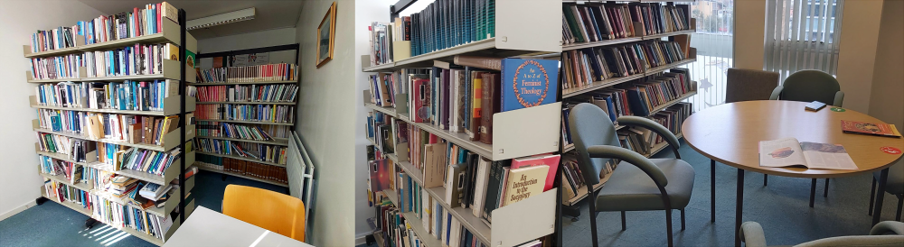 Interfaith and Liberation Theology Library