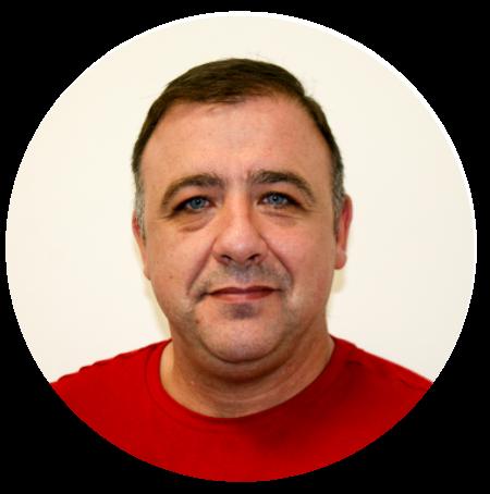 Dave Taylor Staff Profile